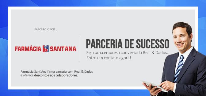 Parceria de Sucesso | Farmácia Sant'Ana