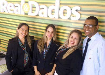 Equipe Comercial da Real & Dados em Salvador na Bahia