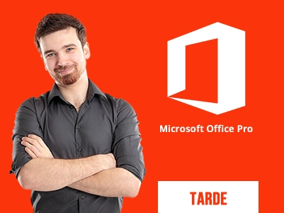 OfficePro – TARDE – 14:00 às 16:00
