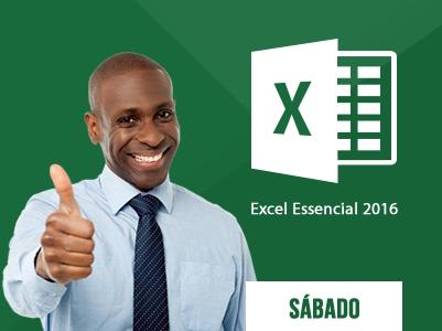 Excel Essencial – SÁBADO – 08:00 às 12:00h