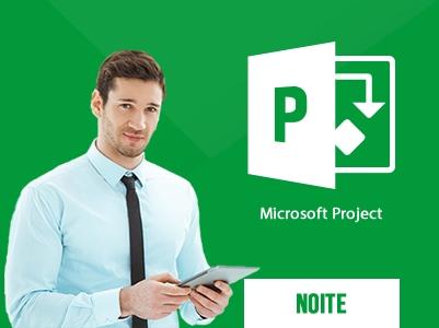 MS Project Noite – 18:30 às 21:30h