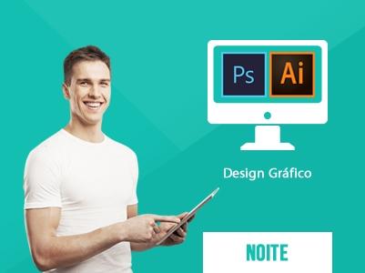Design Gráfico – NOITE – 18:30 às 21:00