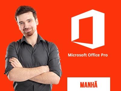 Office Pro – MANHÃ – 08:00 às 10:00- Segunda, Quarta e Sexta – Inicio: 17/02/21