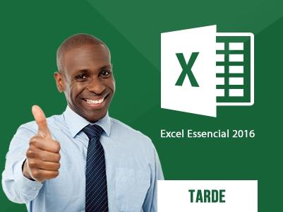 Excel Essencial – Diário – 16:00 às 18:00 – Início: 04/10/2021