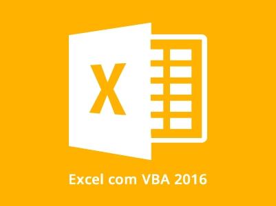 Excel com VBA Noite – 18:30 às 21:30h – Início: 06/05/2019