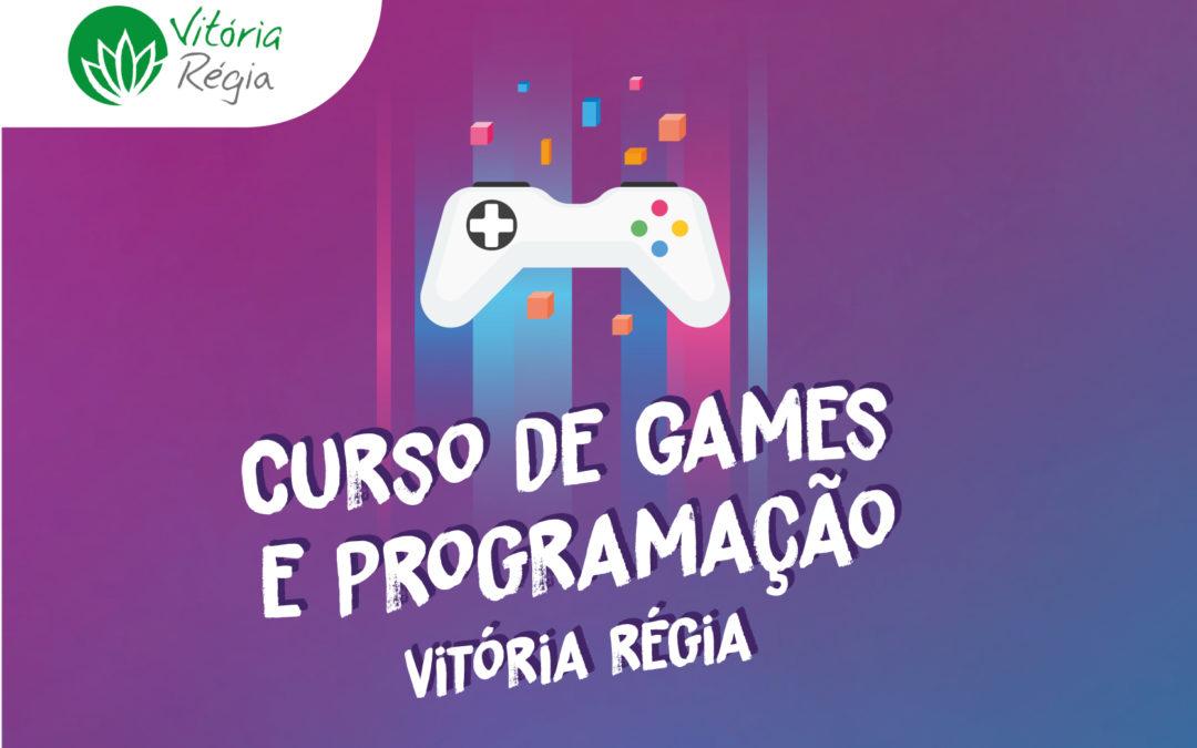 Games II (Ensino Médio e EX-Aluno Game I) – Colégio Vitória-Régia 2020 – 60H