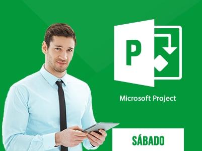 MS Project – SÁBADO – 08:00 às 12:00h